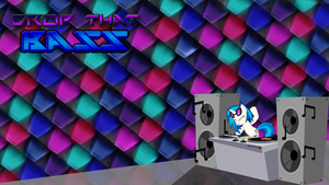 Vinyl Scratch Wallpaper 8 by JamesG2498