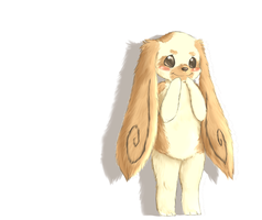 Lop-eared Spinda by Yufika