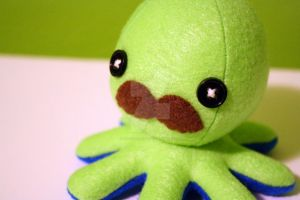 Octoplushie in Disguise by jaynedanger