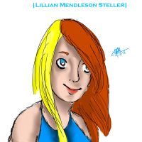 Lillian Mendleson Steller by pookalook