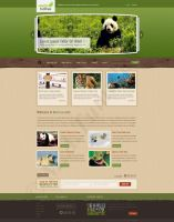 BioTree Web Design by meltum