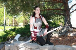 Lady Sif Cosplay 2 by MeltingRoses