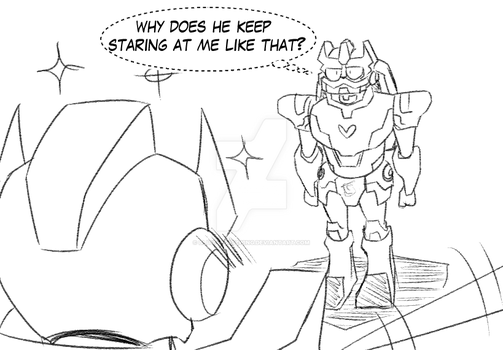 He's So Tiny!!!_extra by Blitzy-Blitzwing