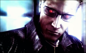 Dat Wesker! by Ace-Attorney-Favour