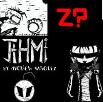 Johnny The Homicidal Maniac Wallpaper by BlueABC123