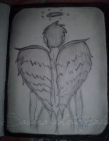 You are my angel by CanadianCrazzyGirl