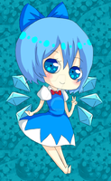 Point Comission - Cirno by Dragunor