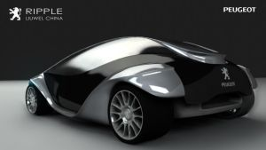 concept car ripple by loverun1985