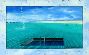 Swimming Pool by sharonscapes