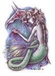 Mermaid by Gemell