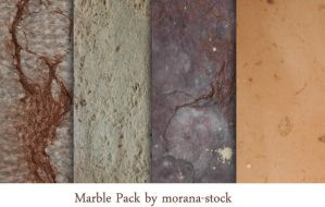 Marble Pack 1 by morana-stock