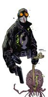 Lobster Johnson by JHarren