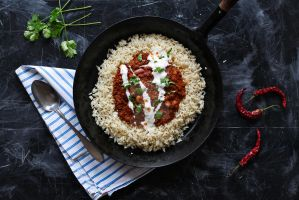 Chili con Carne by spondii