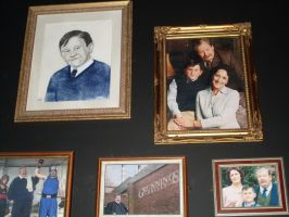 Dursley Family Portraits by UncleGargy