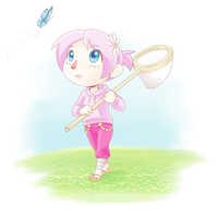 animal crossing villager by HylianGuardians