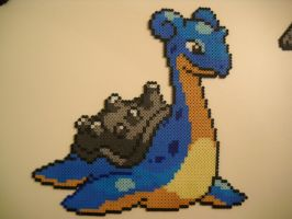 Pokemon Lapras (Updated) by RetroNinNin