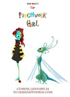 The Patchwork Girl by Hasaniwalker