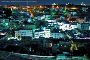 Amman Down Town by ZQPhotography