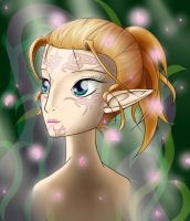 DAO: Dalish at Heart by LinksLove