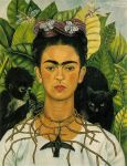 Frida Khalo -Influence- by chauy08