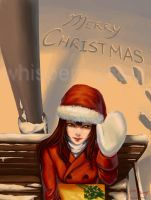 Merry Christmas 2008 by WhisperingSoul
