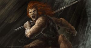 Lion-o by gonzalokenny