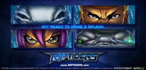Meet the Faces of Race Entertainment: Riptiders by mastafuu