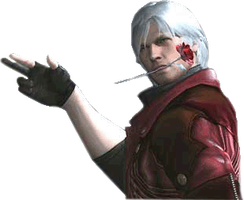 Dante Render by Meliaduel