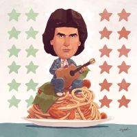 i am italian, toto cutugno by scoppetta