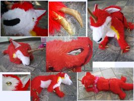 Rayearth Plushie by Hop-is-my-Hero