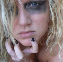 create-stock: raccoon eyes. by create-stock