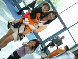 Mini Naruto Family by NamiMisaki