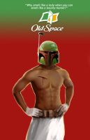 Old Spice Man Boba Fett by aelice
