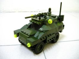 Mini War Vehicle 1 by SOS101