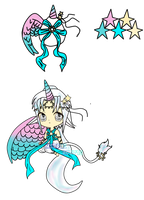 Cotton Candy Daydreams Hatched by MerbusAdopts