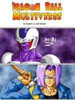 DBM versus: Trunks vs Cooler by BK-81