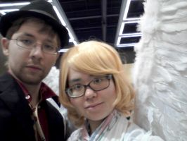 Greetings from Sakura-Con by candyexorcist