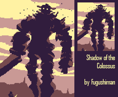 Shadow of the Colossus by fugushima