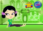 Littlest Pet Shop - Youngmee Song Feet by 100latino