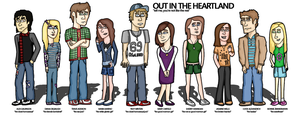 Out in the Heartland, Part 1 by pag293