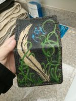 finished wallet by Tsukune