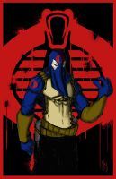 KinG CobrA by rebelstardeviantarts