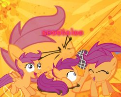 Scootaloo Wallpaper by volteon999