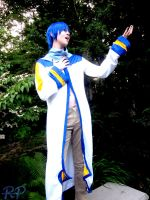 Kaito: Sing A Song by Ritzy-kun