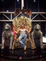 King Leon Chiro Cosplay Art in Istanbul \ Kontakt by LeonChiroCosplayArt