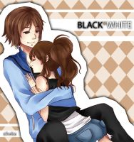 Black*White by oheka