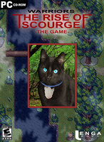 The Rise Of Scourge The Game New Official Poster by JengaSoft
