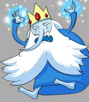 Ice King by mogstomp
