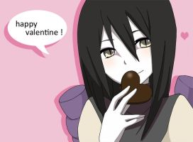 Happy Valentine Orochimaru by artemis-girl