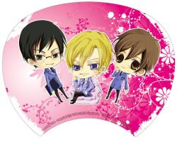 Chibi fan -  Ouran High School by siguredo